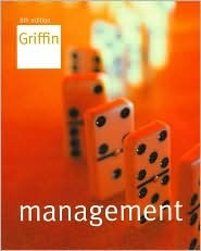 Text: Volume of ...Griffin-Management  by  Ricky W. Griffin