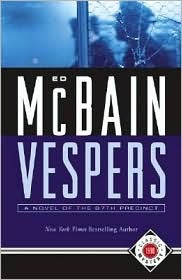 Vespers (87th Precinct #42) - Ed McBain