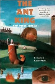 book cover for The Ant King