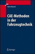 CAE für Fahrzeugingenieure Martin Meywerk