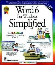 Word 6 Windows Simplified Expanded Ruth Maran
