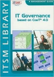 It Governance Based On Cobi T® 4.0   A Management Guide  by  Koen Brand