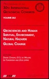 Geosciences and Human Survival, Environment, Natural Hazards, Global Change: Proceedings of the 30th International Geological Congress, Volume 2 & 3  by  Zhang Zonghu
