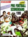 Pro Football Scoreboard 1999: The 100 Yard War  by  STATS Inc.