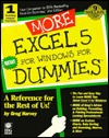 More Excel 5 for Windows for Dummies Greg Harvey