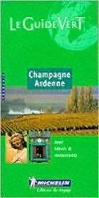 Champagne, Ardenne  by  Michelin