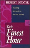 Their Finest Hour  by  Herbert Lockyer