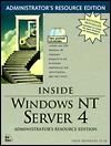 Inside Windows NT Server 4 Administrators Resource  by  Drew Heywood