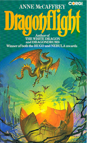 Dragonflight (Pern: Dragonriders of Pern, #1) Anne McCaffrey