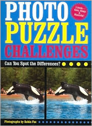 Photo Puzzle Challenges Robin Fox