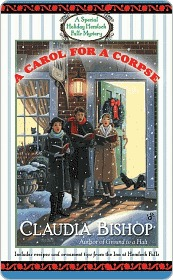 A Carol for a Corpse (A Hemlock Falls Mystery #15)  by  Claudia Bishop