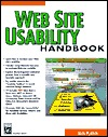 Web Site Usability Handbook [With CDROM] Mark Pearrow