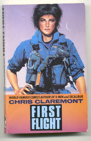 First Flight (Nicole Shea, #1)  by  Chris Claremont