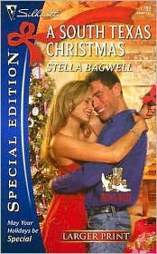 #BookReview: A South Texas Christmas by Stella Bagwell