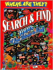 Where are They? Search and Find Tony Tallarico