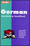 Berlitz German Vocabulary Handbook (Berlitz Language Handbooks) (German Edition)  by  Joy Saunders