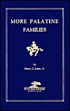 More Palatine Families: some Immigrants to the Middle Colonies 1717 to 1776 Henry Z. Jones Jr.