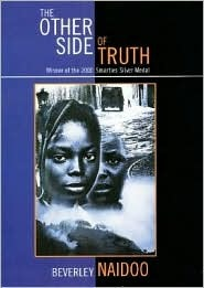 the other side of truth I think there has always been terrorism, somewhere in the world the thing about terrorism is that it affects ordinary people as they try to live their ordinary lives and it affects children just as much as adults.