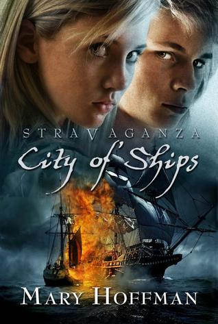 City of Ships (Stravaganza #5)  by Mary Hoffman />