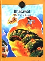 Bhagawat: the Krishna avatar  by  Anant Pai