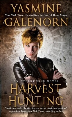 Book Review: Yasmine Galenorn's Harvest Hunting