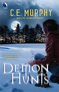 Book Review: Demon Hunts by C.E. Murphy