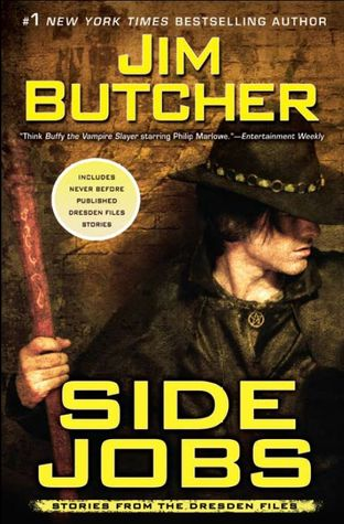 Book Review: Jim Butcher's Side Jobs: Stories from The Dresden Files