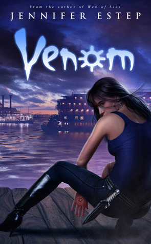 Book Review: Jennifer Estep's Venom