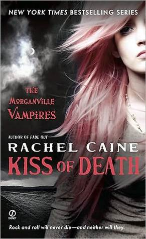 Book Review: Rachel Caine's Kiss of Death