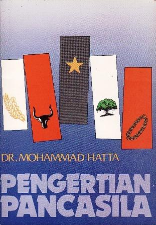 Pengertian Pancasila  by  Mohammad Hatta