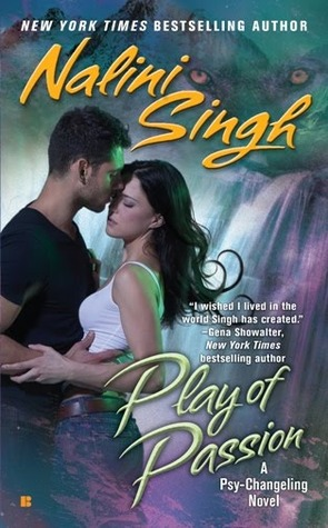 Book Review: Nalini Singh's Play of Passion