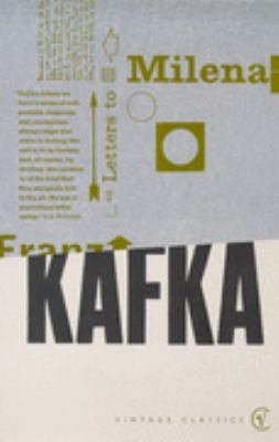 Letters to Milena by Franz Kafka — Reviews, Discussion, Bookclubs ...