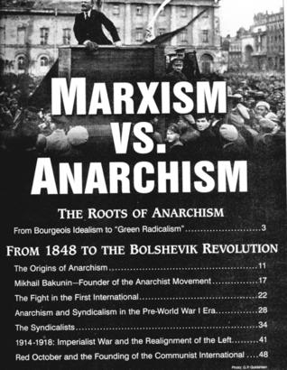 Marxism vs. Anarchism  by  Joseph Seymour