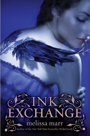 Book Review: Melissa Marr's Ink Exchange