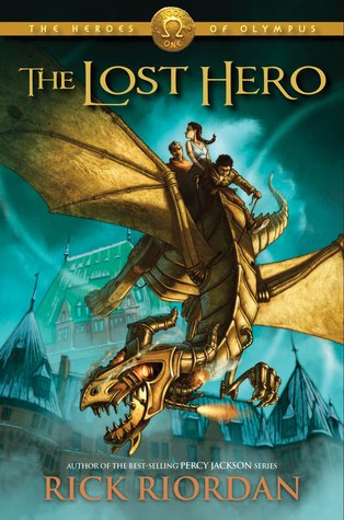 Book review | The Lost Hero by Rick Riordan | 4 stars