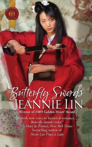 Butterfly Swords (Tang Dynasty #1)  - Jeannie Lin