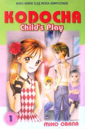 Kodocha (Childs Play) Vol. 1  by  Miho Obana