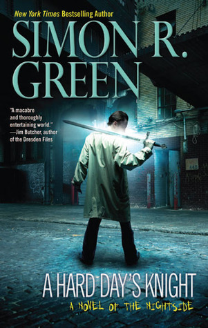 Book Review: Simon R. Green's A Hard Day's Knight