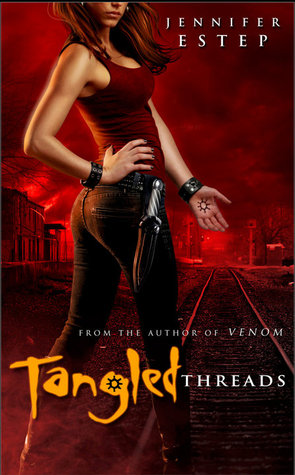 Book Review: Jennifer Estep's Tangled Threads