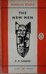 The New Men  by  C.P. Snow