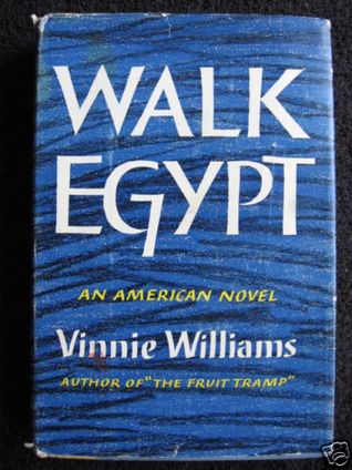 Walk Egypt Vinnie Williams