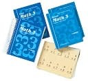 Math 3 Home Study Kit: Teachers Manual, Student Workbook, Fact Cards Nancy Larson