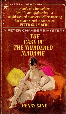 The Case of the Murdered Madame
