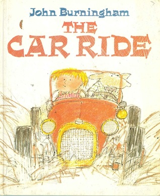 The Car Ride John Burningham