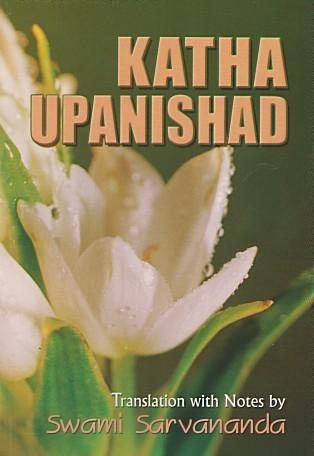 Katha Upanishad  by  Sharvananda