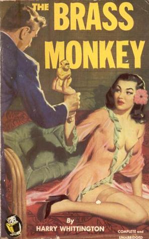 The Brass Monkey  by  Harry Whittington