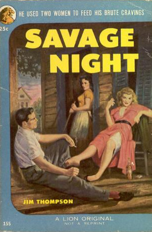 Savage Night Jim Thompson