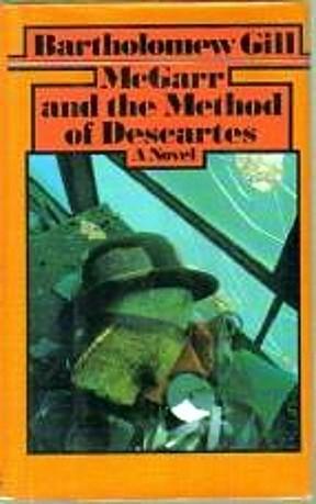 Mc Garr And The Method Of Descartes Bartholomew Gill