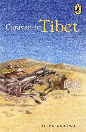 Caravan to Tibet  by  Deepa Agarwal