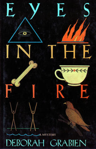Eyes in the Fire Deborah Grabien
